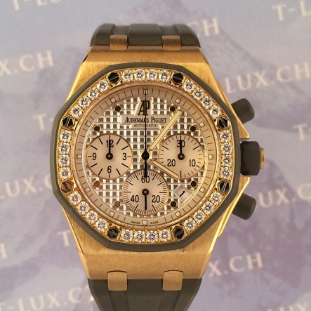 Audemars Piquet Royal Oak Lady Offshore