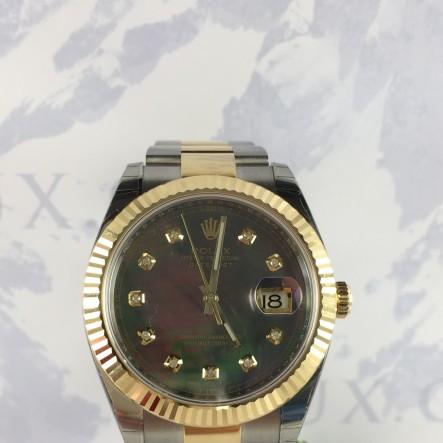 Rolex 126333 MOP Dial
