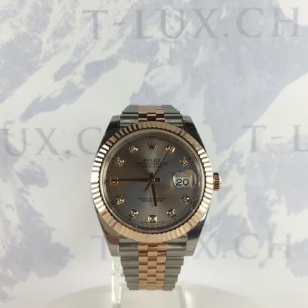 Rolex 126331 Grey Dial R/S
