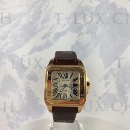 Cartier Santos Rosé Gold