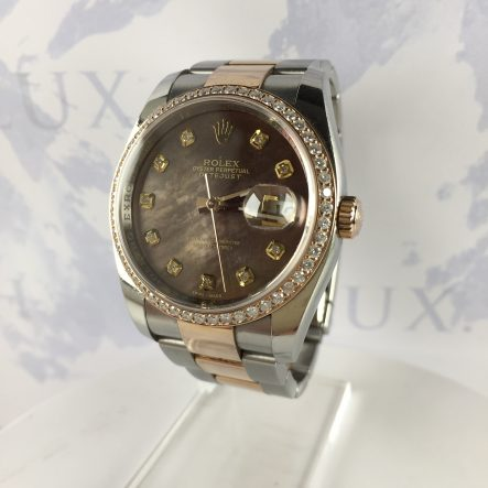 Rolex Date Just 36 mm 116201