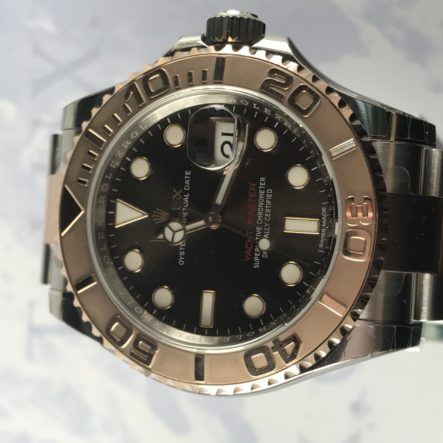 Rolex Everose Rolesor 268621